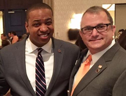 An Afternoon with Adam Ebbin and Justin Fairfax @ Home of Joe Reeder and Kate Boyce-Reeder   Alexandria   Virginia   United States
