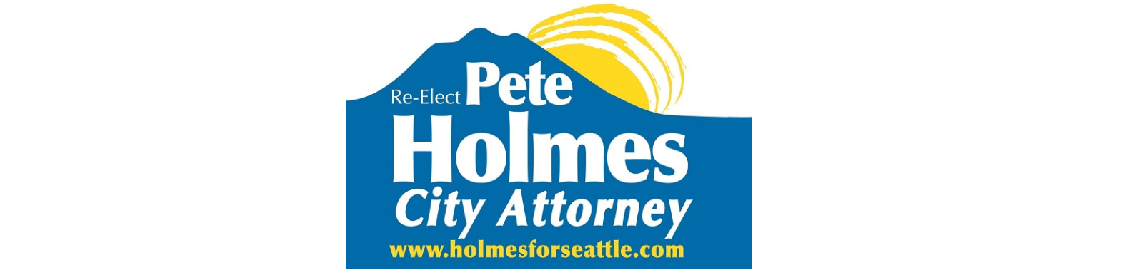Holmes for Seattle