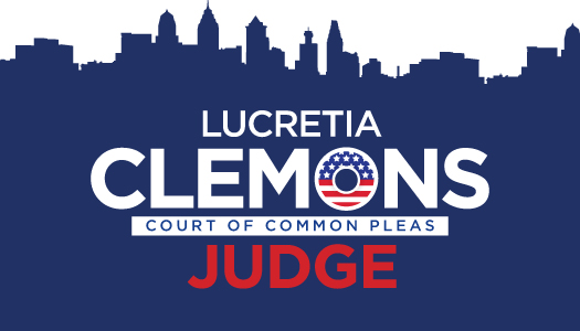Lucretia Clemons for Judge