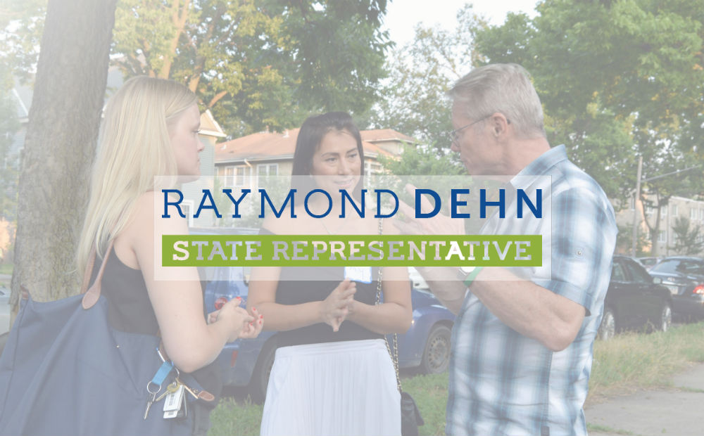 Re-Elect Raymond Dehn for 59B