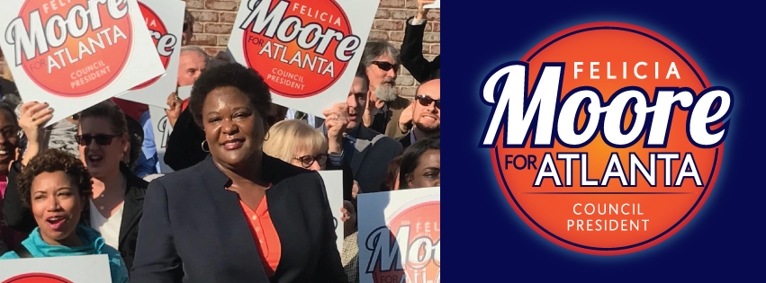 Official Website of Felicia Moore for Atlanta City Council President