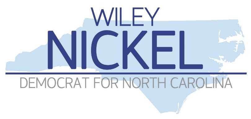 Wiley Nickel for North Carolina
