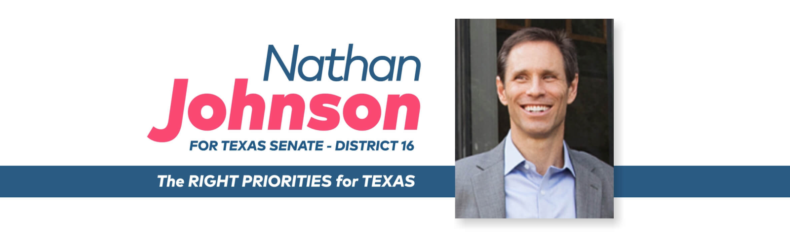 Nathan Johnson for Texas Senate 2018