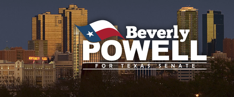Beverly Powell for State Senate