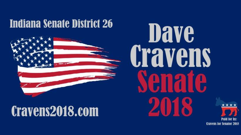 Cravens for Senate 2018