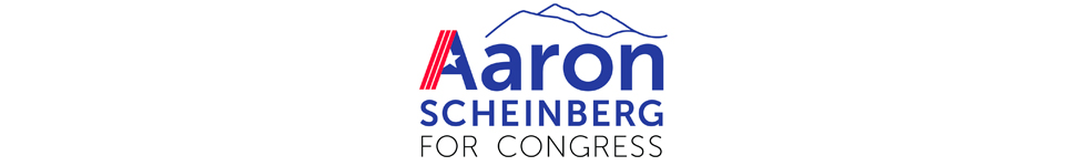 Aaron Scheinberg for Congress