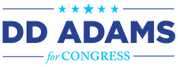 Official Website of DD Adams for Congress