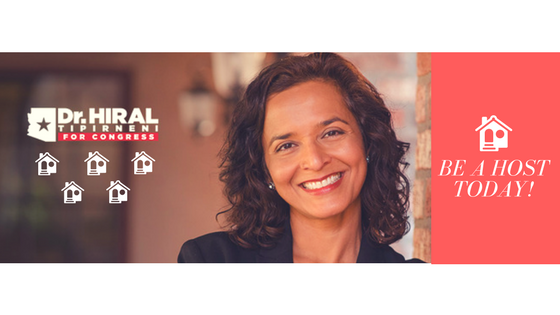Hiral for Congress