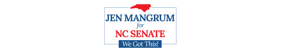 Jen Mangrum for NC