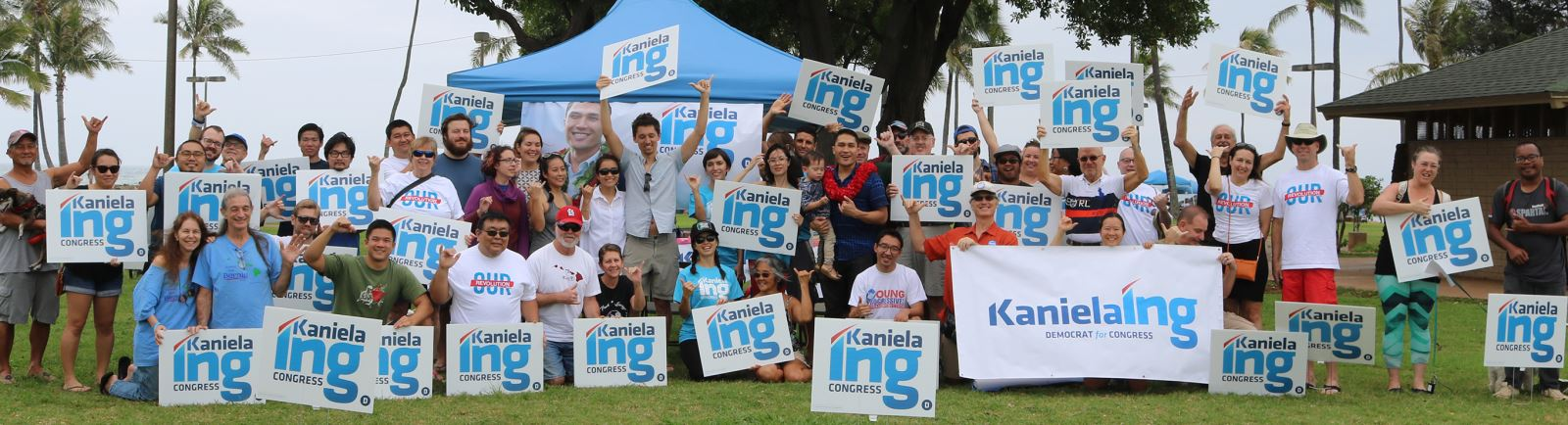 Kaniela Ing For Congress