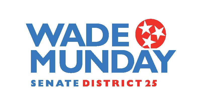 Official Website of Wade Munday for Tennessee State Senate, District 25