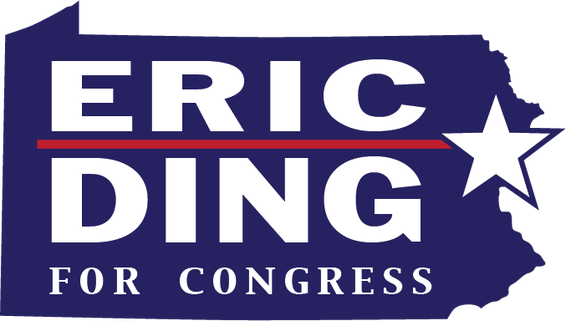 Eric Ding for Congress