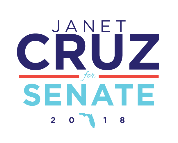 Janet Cruz for Senate 2018