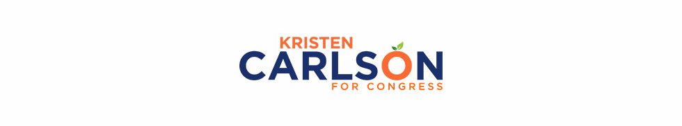 Return to Kristen Carlson for Congress