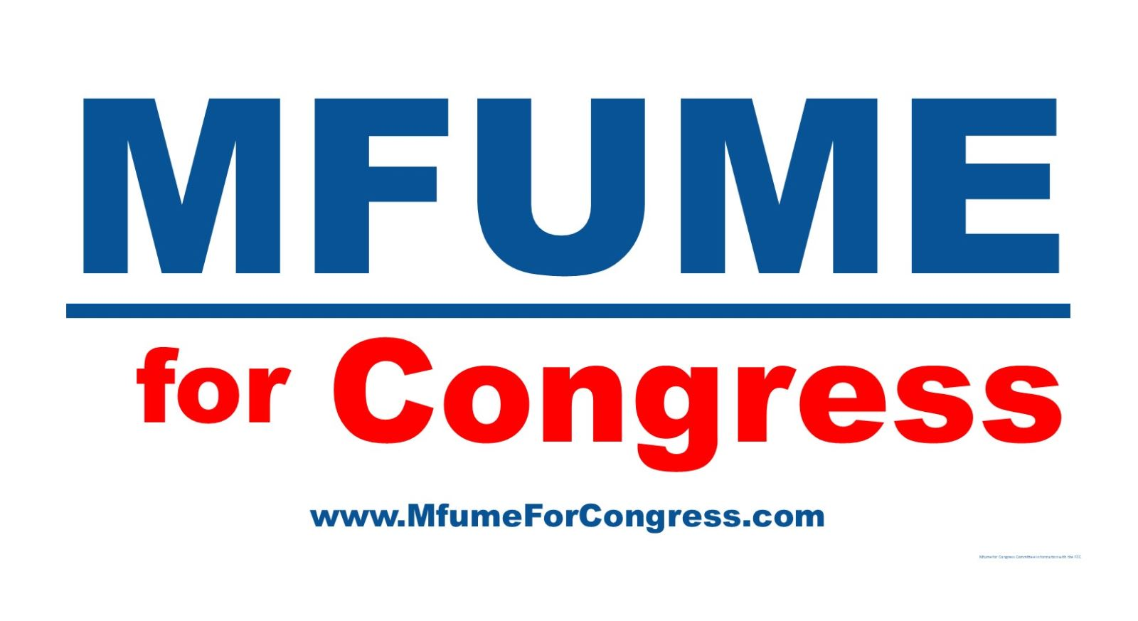Kweisi Mfume for Congress