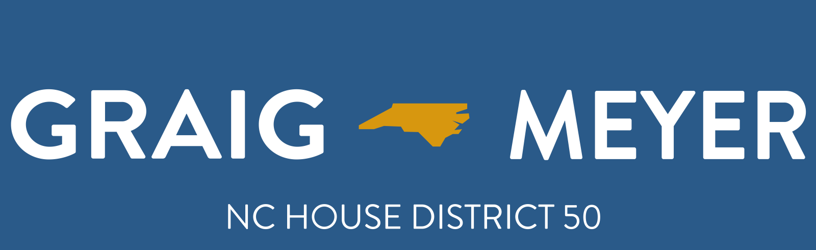 Graig Meyer for NC House