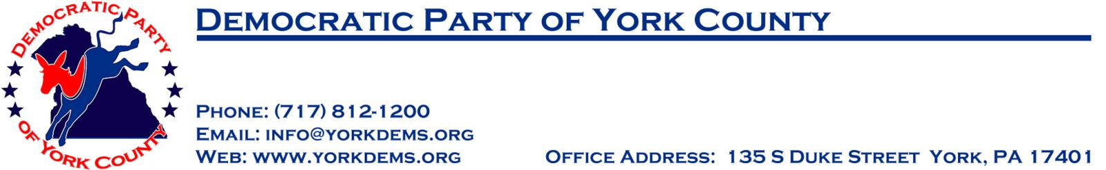 Democratic Party of York County
