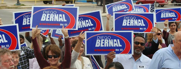 Diego Bernal Campaign