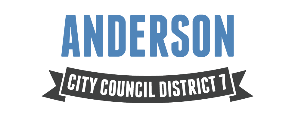 Return to Anderson for City Council