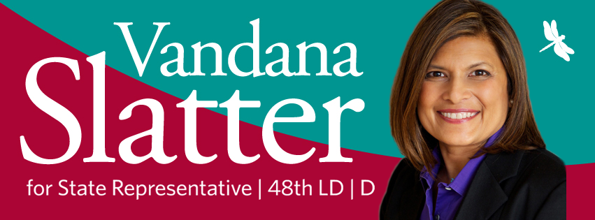 Friends of Vandana Slatter (D)