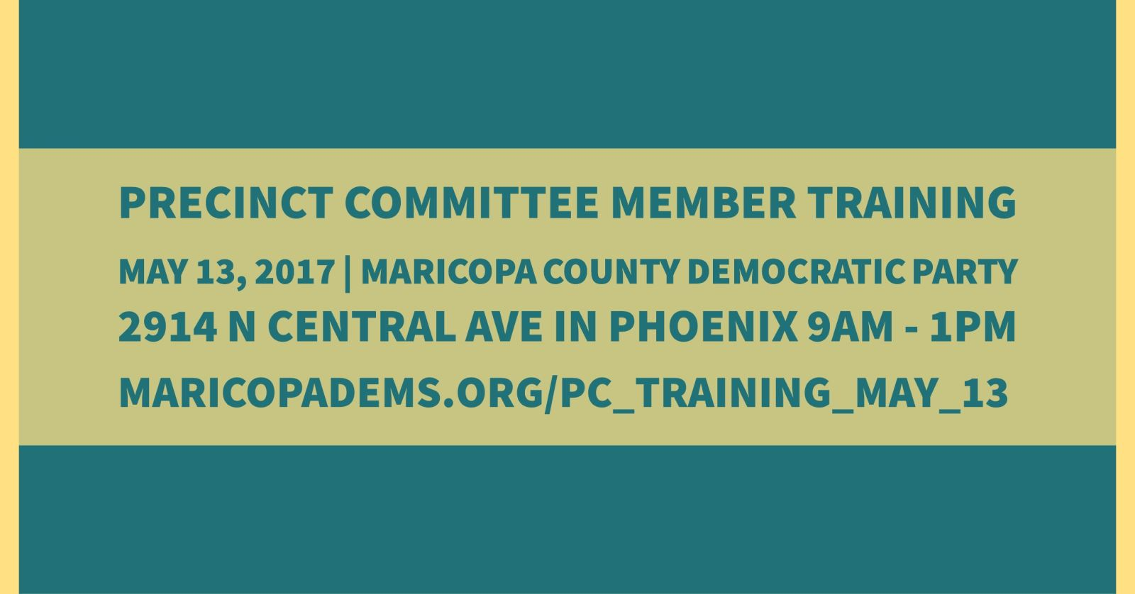 Donate to the Maricopa County Democratic Party