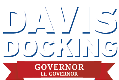 Paul Davis for KS Governor