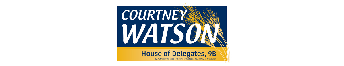 Delegate Courtney Watson