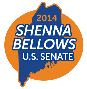 Shenna Bellows for Senate: Maine 2014