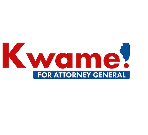 Support Kwame Raoul for Illinois Attorney General