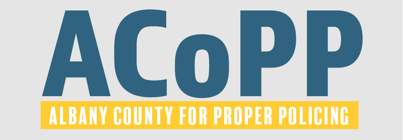 Albany County for Proper Policing